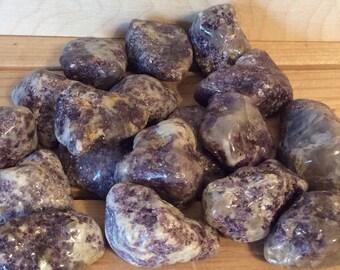 Large Lepidolite Tumbled Stone,Calming and Soothing Healing Stone, Healing Crystal, Chakra Stone, Spiritual Stone