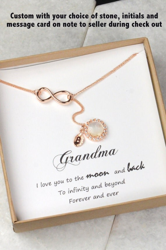 Gift for her personalized jewelry necklace by for Engravable gifts for her