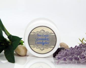 "Face cream ""Lavender&Eucalyptus"""