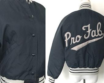 Pro Fab Letterman's Jacket