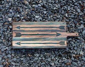 Arrows Cutting Board