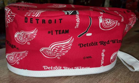 Red Wings Surgical cap