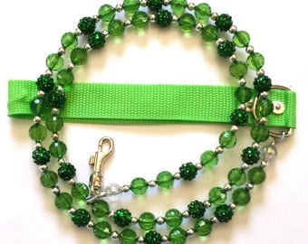 Sparkle Green for pets up to 65 pds.