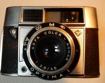 Agfa Optima I Camera