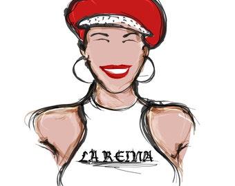 Selena La Reina