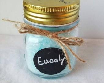 Eucalyptus Salts with Essential Oil