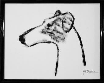 Pensive Hound