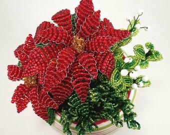 Poinsettia Bowl