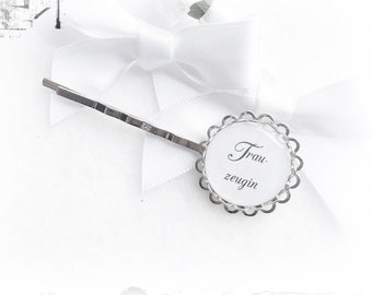 Hair clip, Maid of honor