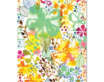 Spring Fling Wrapping Paper | Made in Australia