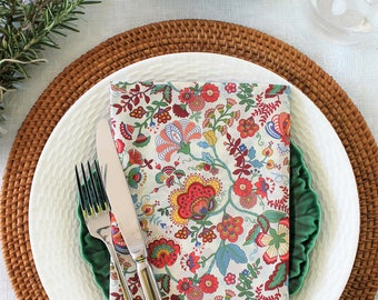 Napkins set of 4 Liberty of London 'Mabelle'