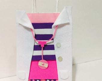 Doc  Favor Bags, Birthday Party Bags