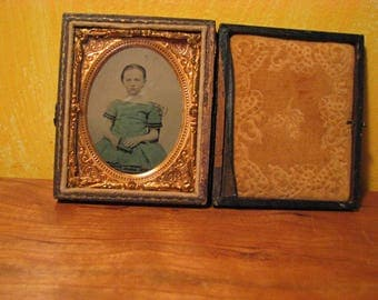 Antique Ambrotype (#4)