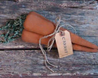 Garden Thyme Carrots