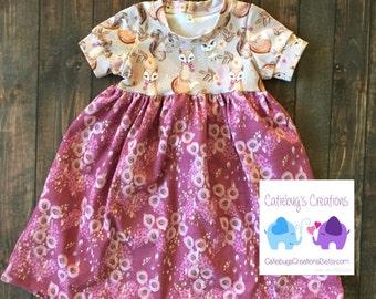 Woodland Ballgown dress