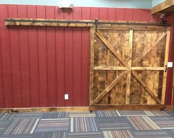 Custom Barnwood Doors/Room Dividers Made to Order