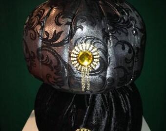 Traditıonal hats, Ottoman Sultan hat, OTTOMAN costume, folkloric fez hat, kavuk, prince's hats, Historical medieval hat, Turkish clothing