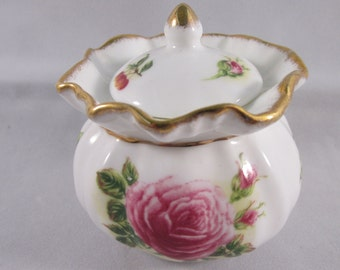 Royal Albert Harvest Rose Trinket Box