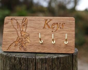 Hare  Key Hook / Holder