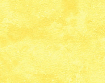 Half Yard Toscana Yellow Tonal Fabric Quilting Cotton Northcott
