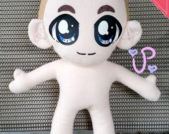 Custom 8 inch Anime Plushie Doll *NEW*