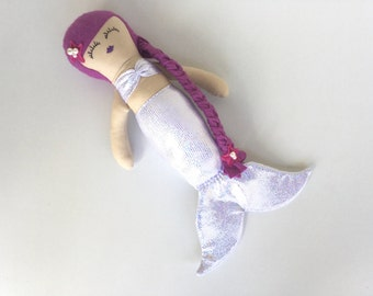 Mermaid Doll - CLEARANCE
