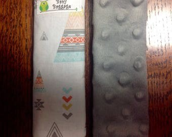 Car Seat Strap Covers