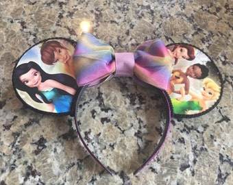 Fairies Inspired Mouse Ears