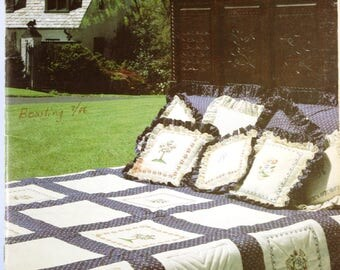 Colonial Quilted Patterns Book No. 8