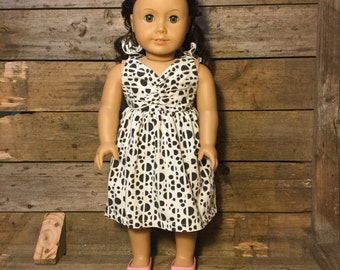 Sun Dress for 18 inch Doll