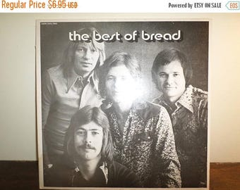 Save 30% Today Vintage 1973 LP Record Bread The Best of Bread Elektra Records 6E-108 Very Good Condition 10934