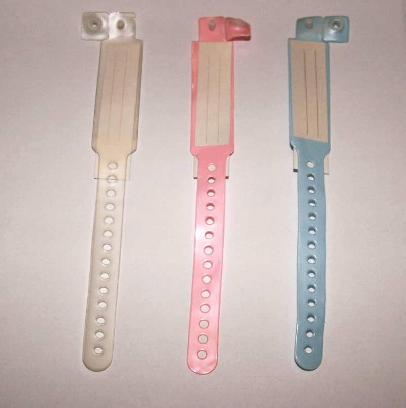 how to make reborn hospital bracelet