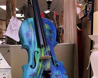 Blue Rhapsody violin