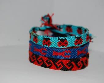 Specialty Pattern Friendship Bracelet