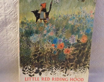 Little Red Riding Hood by Jacob & Wilhelm Grimm