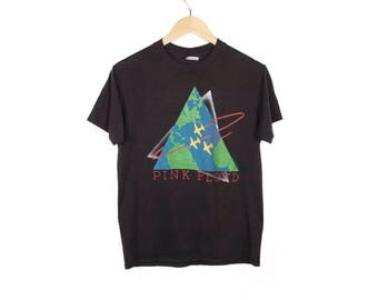 1987 PINK FLOYD t shirt - vintage 80s - momentary lapse of reason tour - roger waters