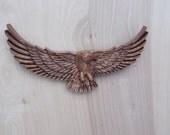 Wood Wall Art American Ba...