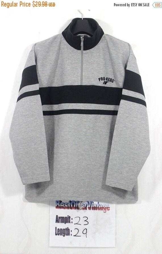 7449629a6522a7 70%OFF 20% Sale Vintage Pro Keds Usa Pro Sweater by BestOfferVintage ...