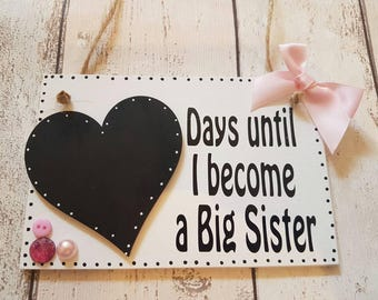 Big Sister Countdown, days until I become..