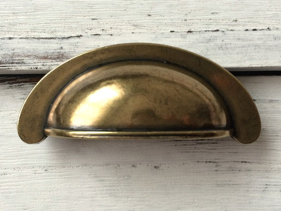 Cup pull bin drawer pulls handles dresser pull for 70mm cabinet pulls