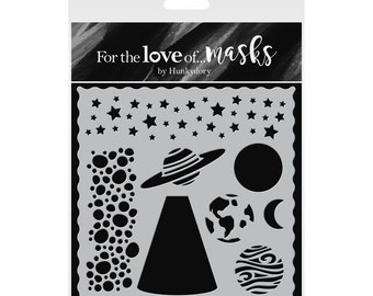Hunkydory For the Love of Masks - Out of this World