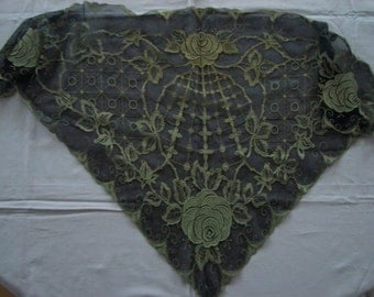 20s 30s stola scarf flapper