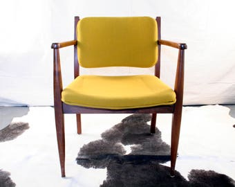Mid Century Modern Arm Chair believed to be Made by Finn Juhl