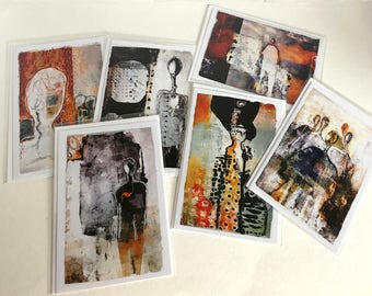 Art Card Sets-Set of 6