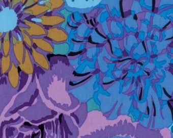 1/2 yard Kaffe Fassett Bekah Lavender GP69 fabric