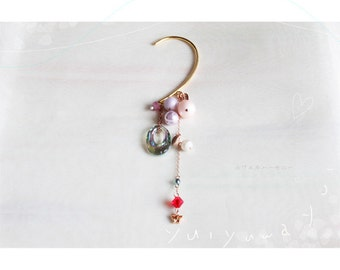 """Earrings, """"A Scenery Of You And I"""" - (03-001)"""