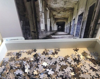 1000 Piece Puzzle of Beelitz Heilstätten