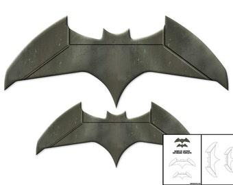 Template for Dawn of Justice Batarang