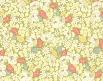 Strawberry Fields Revisited By Fig Tree Quilts For Moda Fabrics-- Grass 20265 12