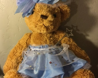Tutu Ballerina Teddy Bear